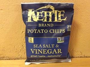 Kettle SS & Vinegar